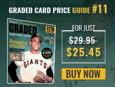 Graded Card Price Guide
