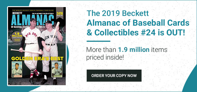 Sports and Non-Sports Card Magazine Subscriptions - Beckett