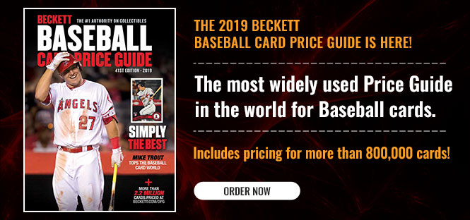 Sports and Non-Sports Card Magazine Subscriptions - Beckett Media