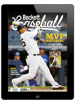 Beckett Baseball April 2020 Digital