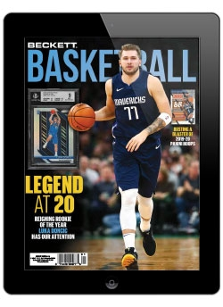 Beckett Basketball January 2020 Digital