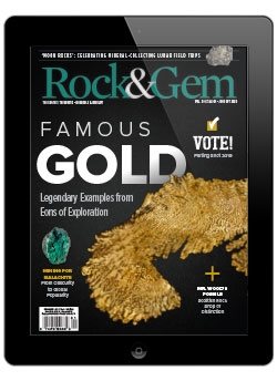 Beckett Rock&Gem January 2020 Digital