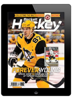 Beckett Hockey December 2019 Digital
