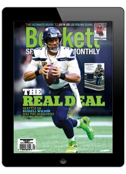 Beckett Sports Card Monthly December 2019 Digital