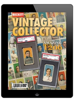 Beckett Vintage Collector  December-19/January-20 Digital Issue