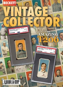 Beckett Vintage Collector December-19/January-20 Issue