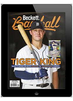Beckett Baseball April 2021 Digital
