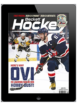 Beckett Hockey April 2021 Digital