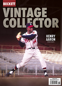Beckett Vintage Collector April/May-2021