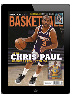 1 Year Beckett Basketball Digital Subscription