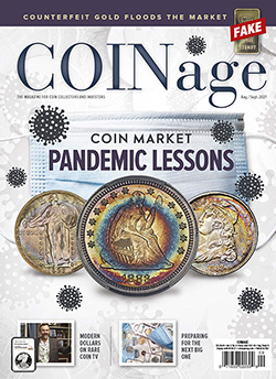 1 year COINage Print Subscription