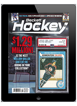 Beckett Hockey February 2021 Digital