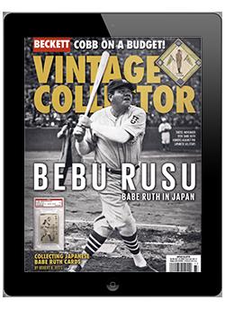 Beckett Vintage Collector Feb/Mar -2021 Digital Issue