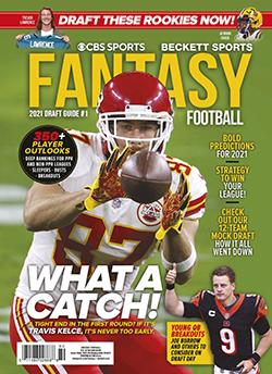 2021 Fantasy Football Draft Guide #1