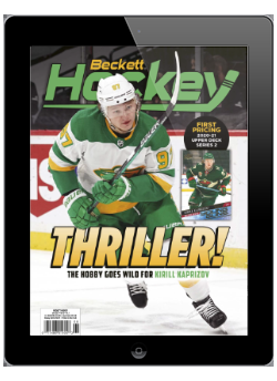 12 Digital Issues of Hockey for just $12