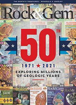 Pre-Order of Rock&Gem's 50th Anniversary Edition