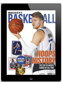 Beckett Basketball March 2021 Digital
