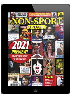 Beckett Non-Sport Update Feb/Mar 2021 Digital