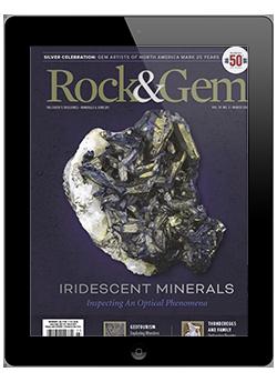 Beckett Rock&Gem March 2021 Digital