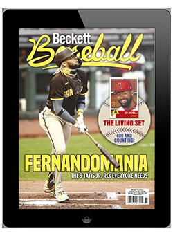 Beckett Baseball May 2021 Digital