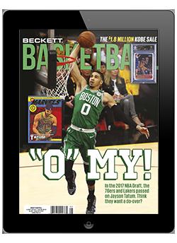Beckett Basketball May 2021 Digital
