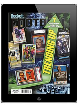 Beckett Football May 2021 Digital