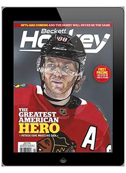 Beckett Hockey May 2021 Digital