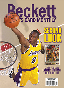 Beckett Sports Card Monthly 434 May 2021