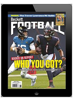 Beckett Football Digital