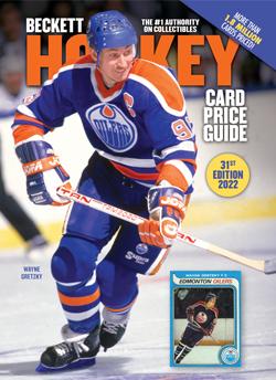 2022 Beckett Hockey Card Price Guide #31
