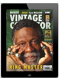 1 Year Vintage Collector digital subscription $7.99