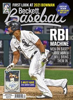 Beckett Baseball 177 December 2020