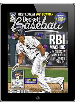 Beckett Baseball December 2020 Digital