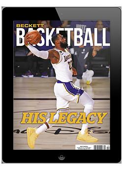 Beckett Basketball December 2020 Digital
