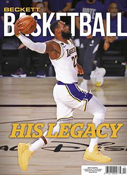 Beckett Basketball 338 December 2020