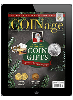 Beckett COINage Dec-20/Jan 21 Digital