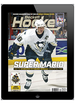 Beckett Hockey December 2020 Digital