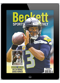 Beckett Sports Card Monthly December 2020 Digital