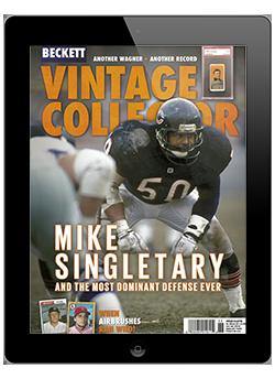 Beckett Vintage Collector December-20-January-21 Digital Issue