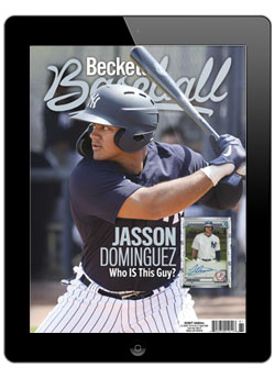 Beckett Baseball August 2020 Digital