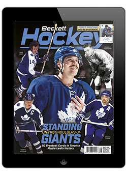 Beckett Hockey August 2020 Digital