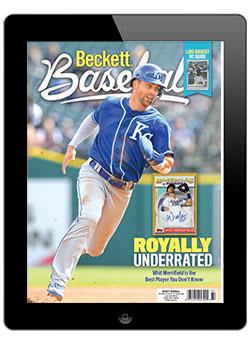 Beckett Baseball October 2020 Digital