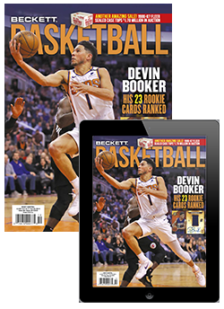 Beckett Basketball Combo