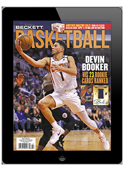 Beckett Basketball October 2020 Digital