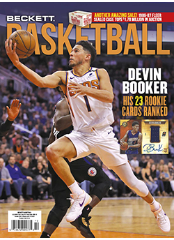 Beckett Basketball 336 October 2020