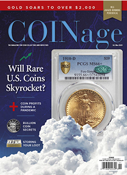 COINage October/November 2020