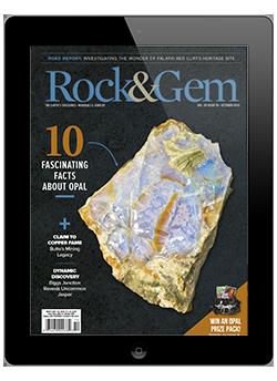 Beckett Rock&Gem October 2020 Digital