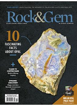Rock&Gem Magazine Subscription
