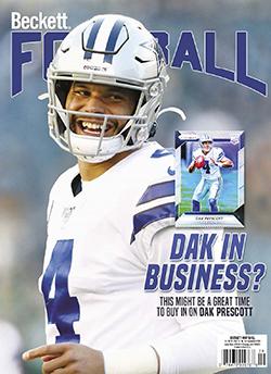 Beckett Media Football Magazines Best Football Print Price Magazines