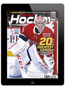 Beckett Hockey September 2020 Digital